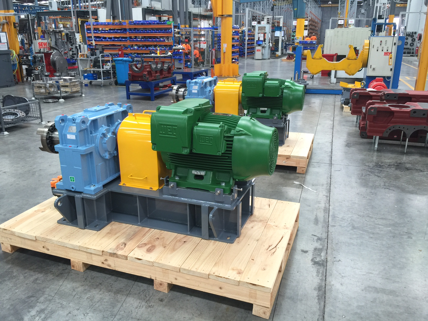Recent projects motor gearbox products for Electric motor base plate
