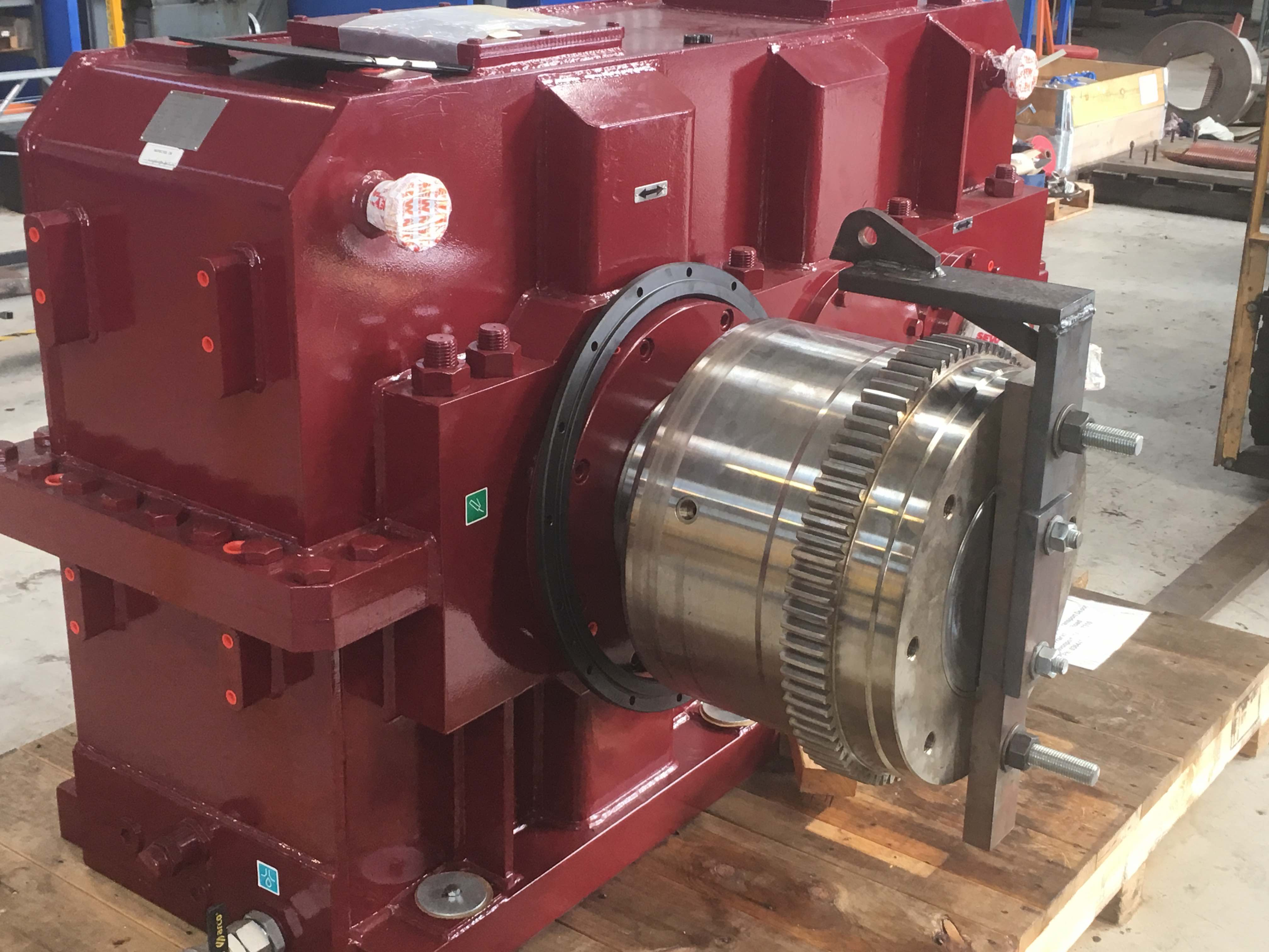 Recent Projects Motor Gearbox Products
