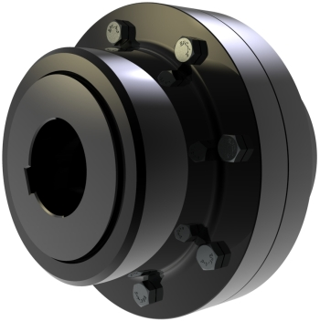 Esco FST Gear Coupling