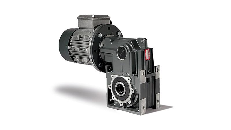 Varvel RV – 90 Degree Input helical bevel speed reducer